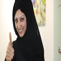 Mrs Khartoum Sheik from Saudi Arabia