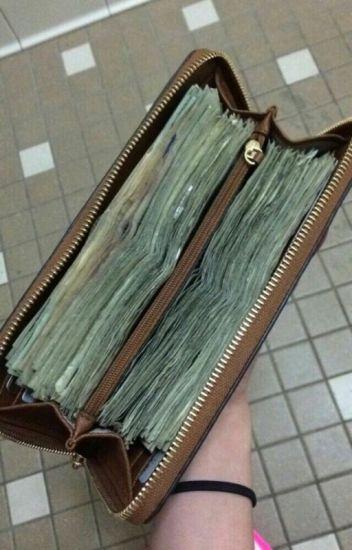 Magic wallet for money