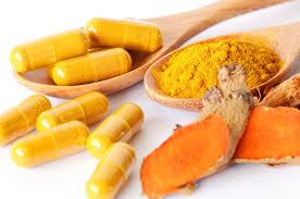 Turmeric Cumin Capsule Supplements