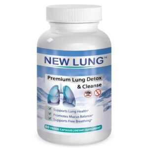 Lung cleansing supplements