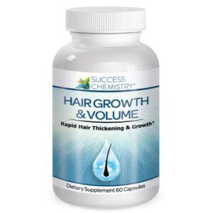 Hair growth & volume